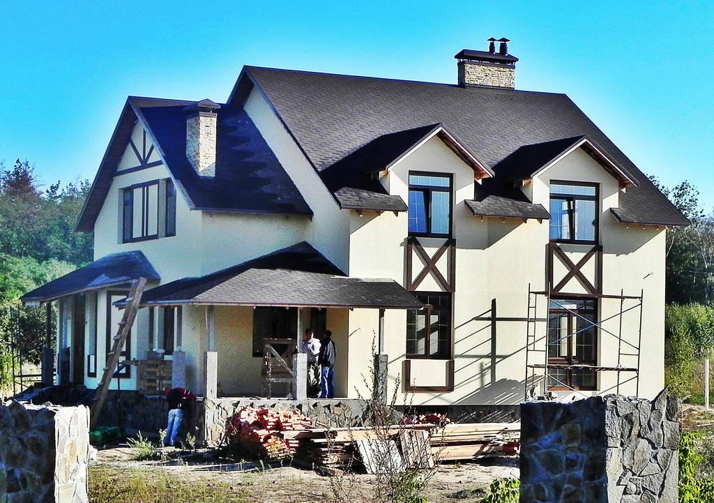Жилой дом Киево-святошинский р-н (с. Горенычи)