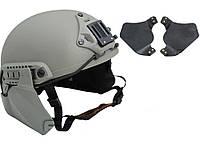 Боковая защита для шлемов OPS-CORE Черный