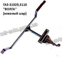 Фаркоп ГАЗ-3110, ГАЗ-31029 с кованым шаром