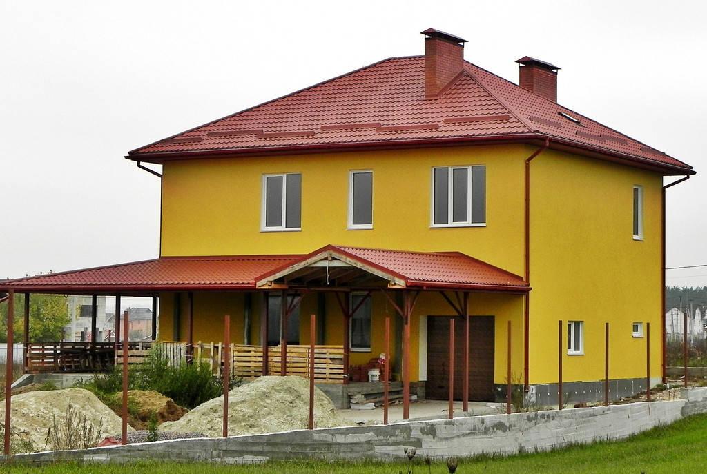 Жилой дом Киево-святошинский р-н (с. Белогородка)