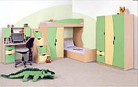 Детская комната Саванна (фисташка/слоновая кость)