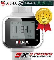 Пейджер-часы для официантов и персонала BELFIX-P01WH STRONG