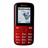 Мобильный телефон T.GSTAR 009 2 SIM кнопочный телефон