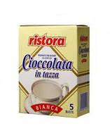Шоколад Белый Ristora  порционный 5шт*23гр