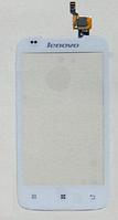 Оригинальный тачскрин / сенсор (сенсорное стекло) для Lenovo A356 (белый цвет)