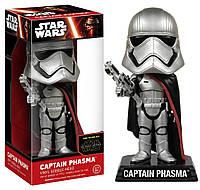 Капитан Фазма виниловая фигурка Звездные войны 7 Пробуждение силы / Captain Phasma Star Wars 7 FunKo