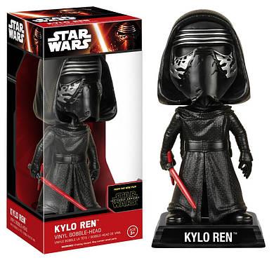 Кайло Рен виниловая фигурка Звездные войны 7 Пробуждение силы / Kylo Ren figure Star Wars 7 FunKo
