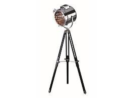 Лампа настольная LS-18 Signal хром/черный