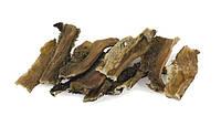 Рубец говяжий 0,5кг- натуральное сушеное лакомство для собак