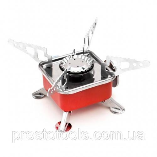 Горелка газовая туристическая Intertool  GS-0010