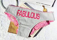Красивые Стринги гипюр Victoria's Secret