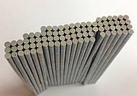 Магнит круглый Неодимовый N35 заготовка 5Х1 мм (товар при заказе от 200 грн)