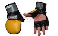 Перчатки для единоборств, L.