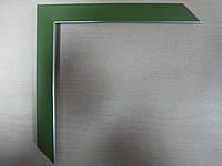 Багет № 1266-GREEN