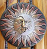 Панно Солнце и месяц  37 см