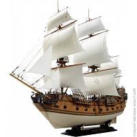 """Модель Zvezda Пиратский корабль """"Черный лебедь"""" (ZVE9031)"""