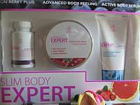 Комплекс для похудения из 3х средств Slim Body Expert от Ламбре, фото 1