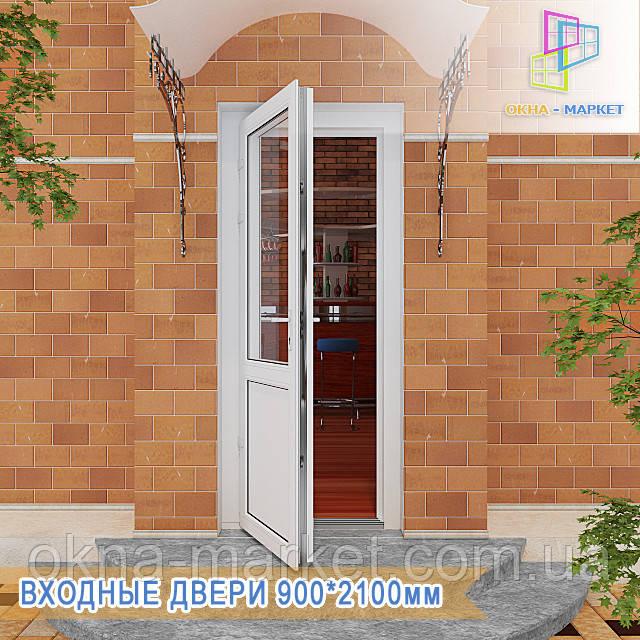 Входные двери 900*2100 мм