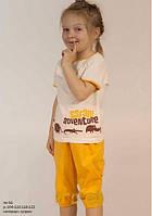 "Пижама для девочки ТМ ""Робинзон"" размер 122, фото 1"