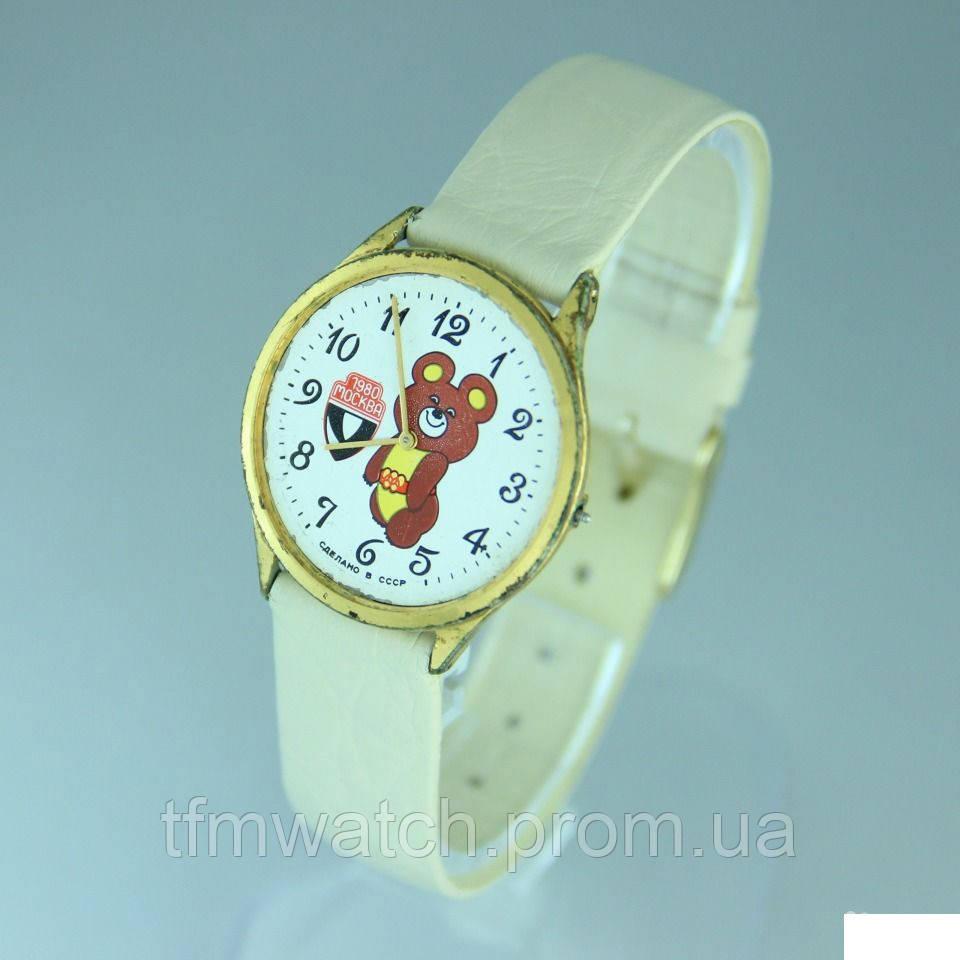 Механические часы Чайка Олимпиада 80 Москва