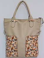 Классическая деловая сумка под документы цвет кофе, фото 1