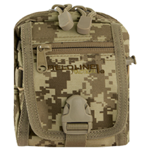 Сумка малая подсумок Fieldline Tactical Trooper Digital Sand 921432