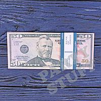 Сувенирные деньги 50 долларов