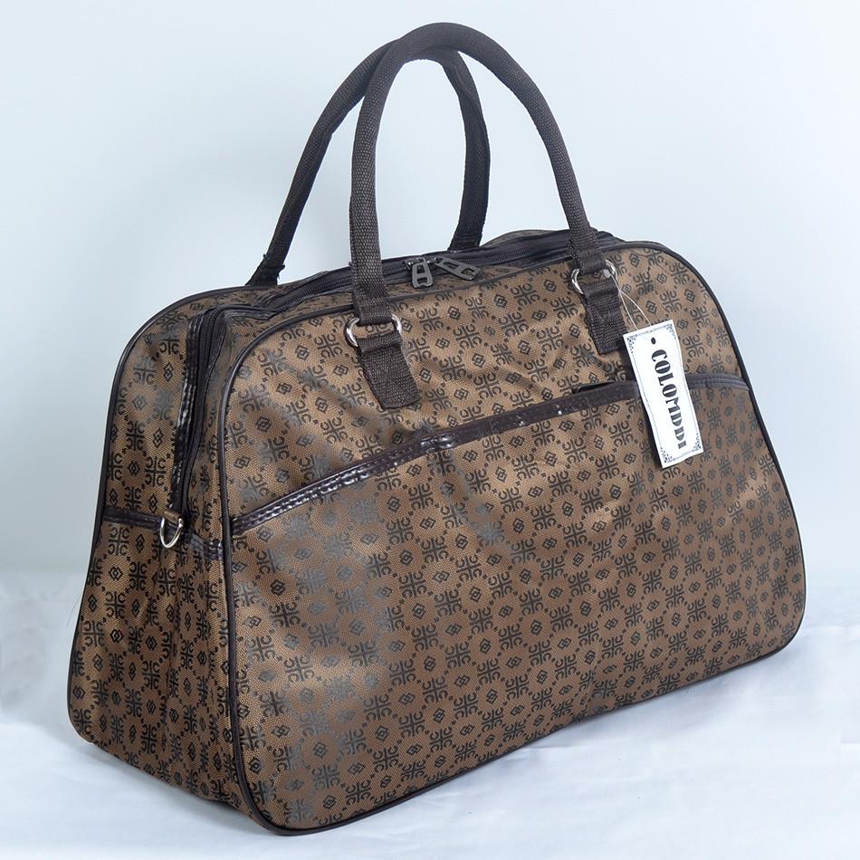 41dcbe7657ea Качественные женские дорожные сумки саквояжи среднего размера по ...