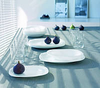 Столовый сервиз Luminarc Carine white E6344 (19 предметов)