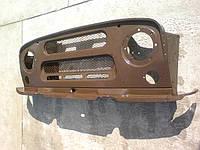 Облицовка радиатора уаз 469