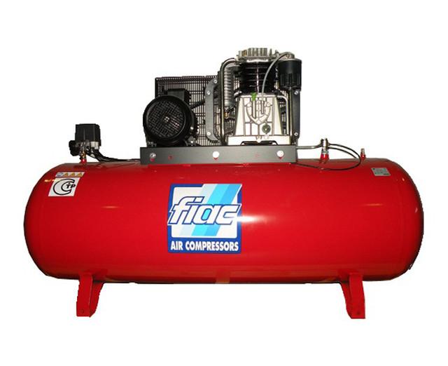 Компрессор поршневой с ременным приводом FIAC AB500/912/380