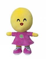 Детская игрушка мягконабивная Imoji Смайлик-человечек Красотка 21 см  (40062)