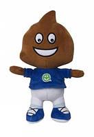 Детская игрушка мягконабивная Imoji Смайлик-человечек Мистер Ка 29 см  (42005)