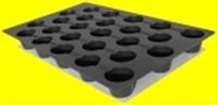 Емкости для рассады DP 5/25 (100 шт. в упаковке)