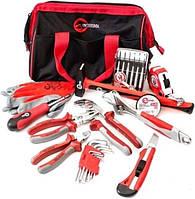 Набор инструментов Intertool (Интертул) BX1000 Домашний помощник 25 предмета