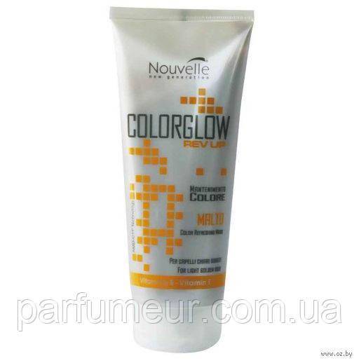 Nouvelle Rev Up Mask Malto Маска для поддержания цвета волос Карамель 200 мл