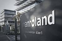 Продажи печатных машин manroland набирают обороты