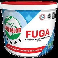 Затирка плиточных швов ANSERGLOB Fuga белая, эластичная (1кг)
