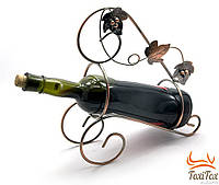 "Подставка для винных бутылок ""Виноград"""