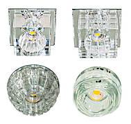 Врезные светодиодные светильники (LED)