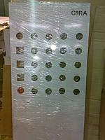 Рекламная торговая стойка стенд  для электротехнической продукции