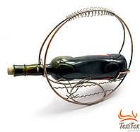 """Подставка под бутылку вина """"Корзина"""""""