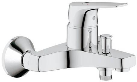 BauFlow Смеситель для ванны, автоматический переключатель, фото 2