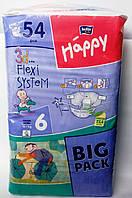 Подгузники Bella Happy Extra Junior 6 54 шт