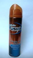 Gillette Fusion gel для бритья увлажняющий 200 мл
