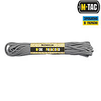 M-Tac паракорд 550 type III Grey 15м