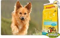 Йозера Фестивал корм д/привередливых собак 4 кг
