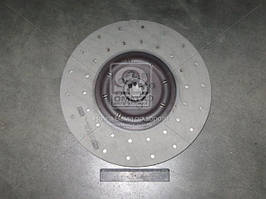 Диск сцепления ГАЗ 4301 (ТМЗ, г.Тюмень). 4301-1601130