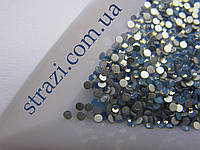Стразы для ногтей ss3 Blue Opal, 100шт. (1,3-1,4мм)