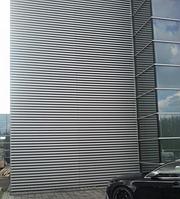 Вентилируемый фасад–жалюзи